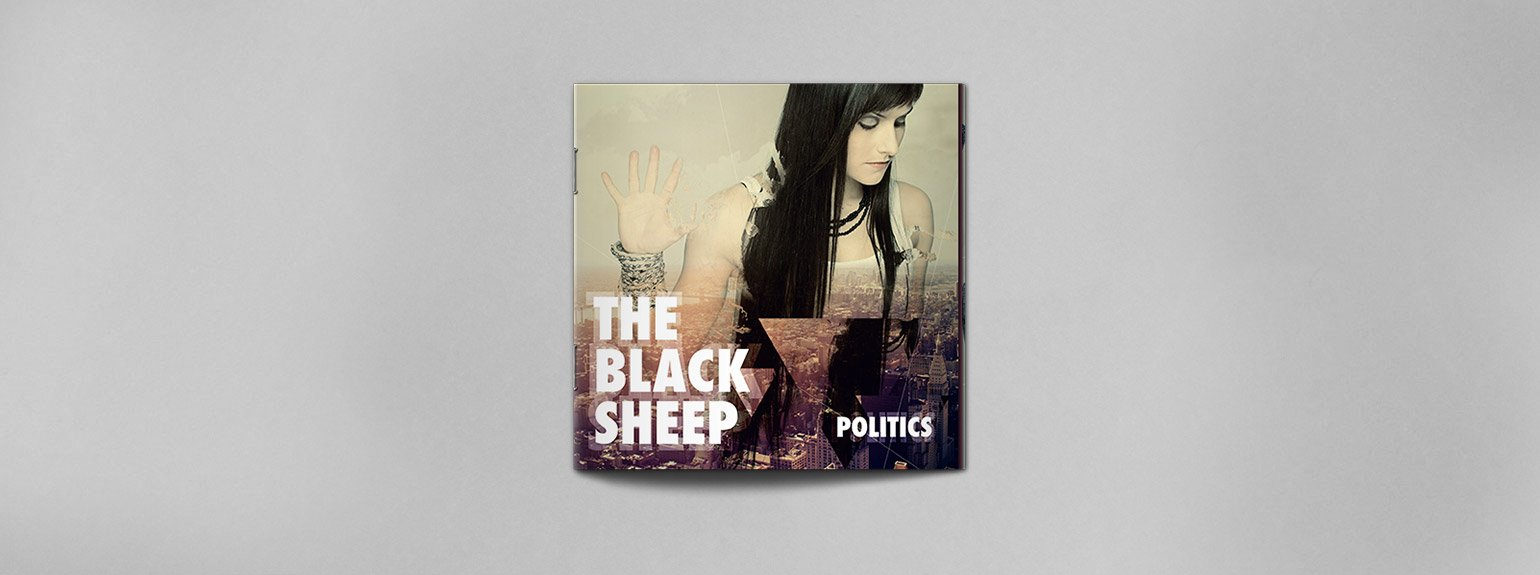 'The Black Sheep' Album Artwork